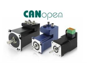 CANopen Smart Servos