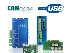 CANopen Servo/BLDC Controller