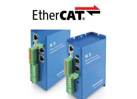 EtherCAT Interface Motor Driver