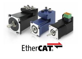 Ethercat Integrated Servos