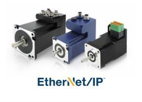 EtherNET/IP Integrated Servos