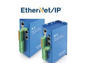 EtherNET/IP Motor Driver