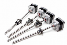 Ball Screw Type Linear Actuator-Nema23