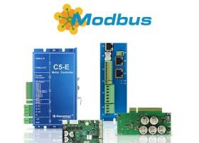 Modbus TCP Motor Driver&Controller