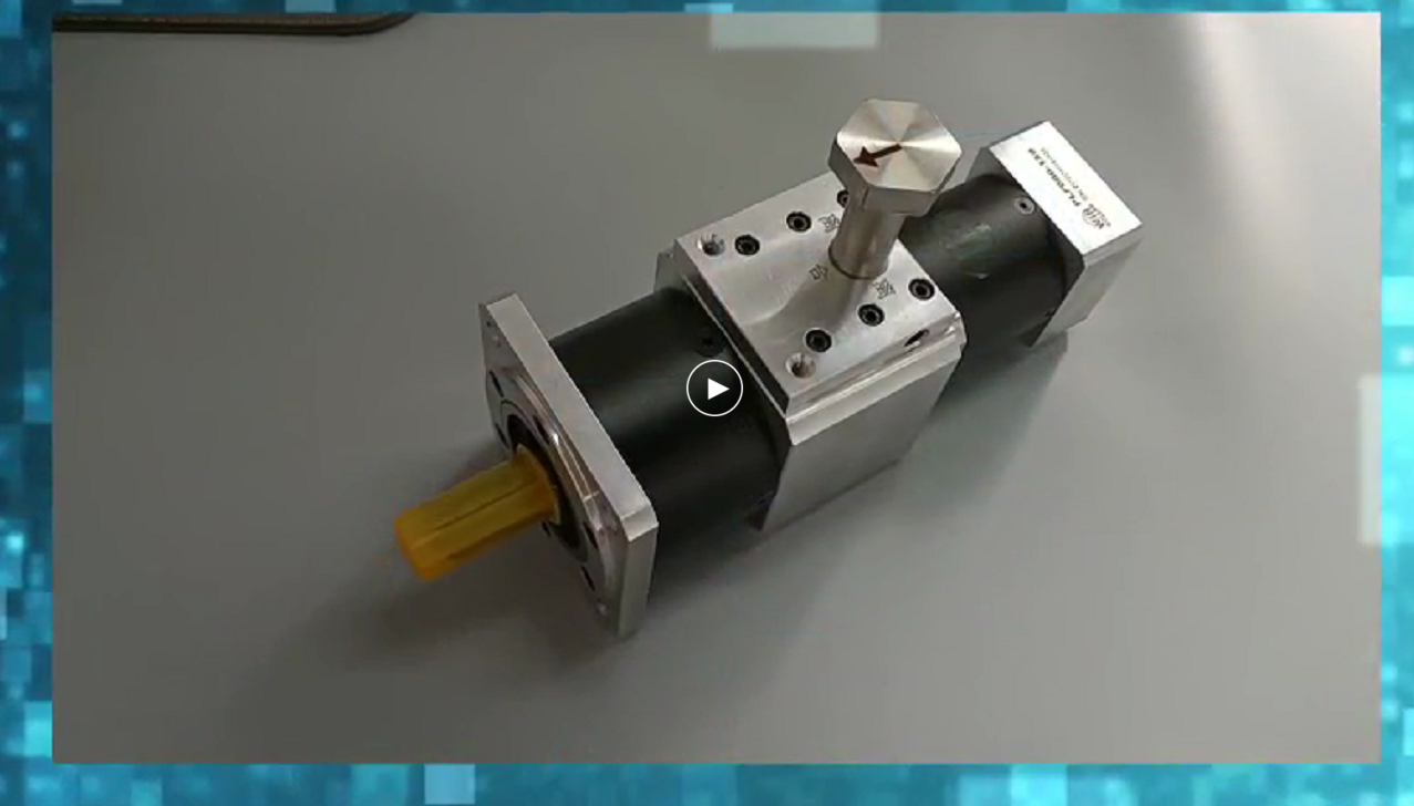 Motor operation with clutch gearbox