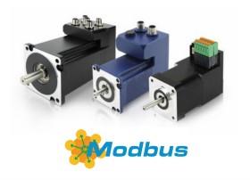 Modbus Smart Motors